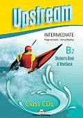 Upstream Intermediate B2 Third Edition Class Audio CDs (Student's Book & Workbook - set of 5)