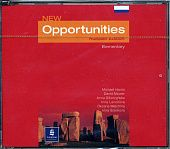 New Opportunities (Russian Edition) Elementary Class CD (3) (Лицензия)