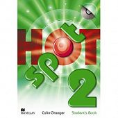 Hot Spot 2 Student's Book + CD-ROM Pack