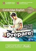 Cambridge English Prepare! Level 7 Presentation Plus DVD-ROM