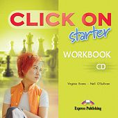 Click On Starter Workbook Audio CD