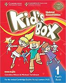 Kid's Box UPDATED Second Edition 1 Pupil's Book