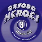 Oxford Heroes 3 Class Audio CDs (2)