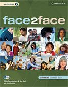 face2face Advanced Student's Book with CD-ROM/Audio CD