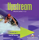Upstream Proficiency C2 Class Audio CDs (set of 6).