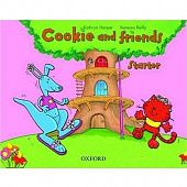 Cookie and Friends Starter Classbook