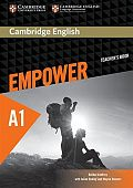 Cambridge English Empower Starter Teacher's Book