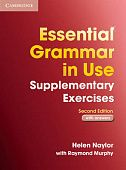 Essential Grammar in Use Supplementary Exercises 2nd Edition Book with answers