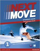 Next Move 1 Students Book & MyLab Pack