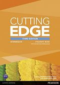 Cutting Edge 3rd Edition Intermediate Students' Book and MyEnglishLab Pack