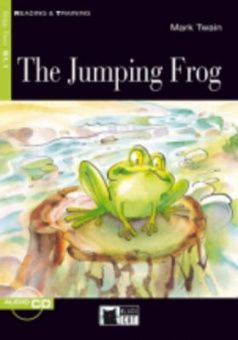 Reading & Training Step 2: The Jumping Frog + Audio CD