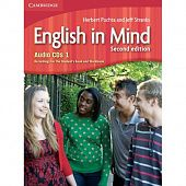 English in Mind (Second Edition) 1 Audio CDs (3) (Лицензия)
